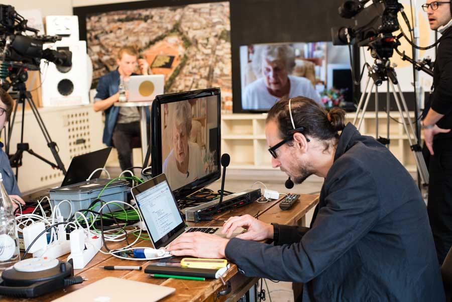 live-stream-studio